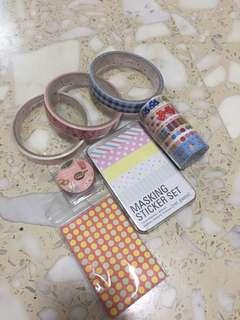 Washi Tape Bundle