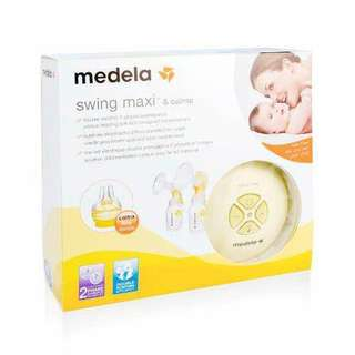(USED only few times) Medela Maxi Swing Breastpump