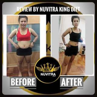 Slim down with Nuvitra to a flatter tummy 🔥 🔥 🔥