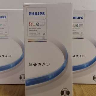全新 正貨 Philips 飛利浦 Hue personal wireless lighting Lightstrip Plus 1meter extension 燈帶