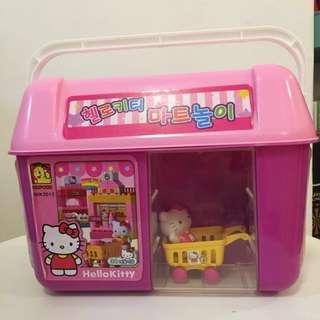 Hello Kitty blocks