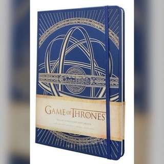 Game Of Thrones Deluxe Hardcover Sketchbook FIXED PRICE