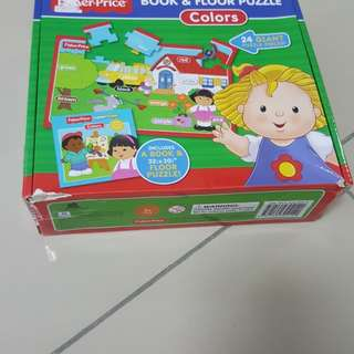 Fisher Price Floor Puzzle