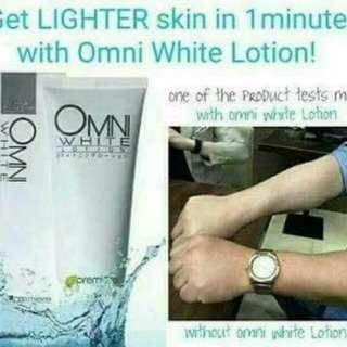 Omni White Lotion