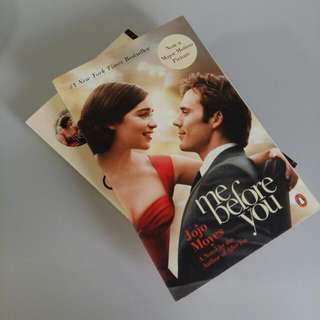 Me Before You & After You - Jojo Moyes