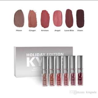 Kylie holiday