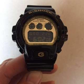 G-SHOCK(金面黑帶)