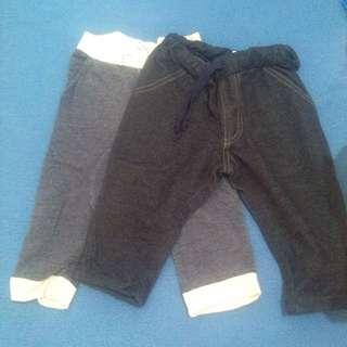 Cotton Denim for Boys 6 months