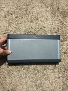 Rush !! Bose SoundLink Bluetooth Speaker III