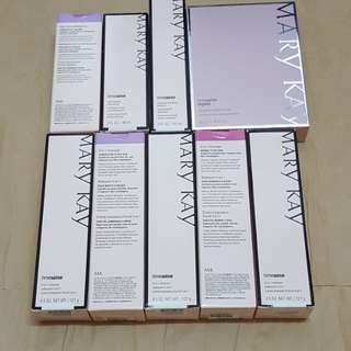 Mary kay - stock clearing - cleanser and mask