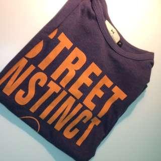 潮牌 短版T-shirt
