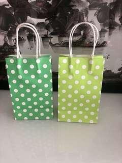 Paper bag carrier