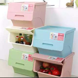 多買多平 多色 收納箱 雜物 零食 玩具