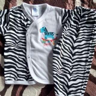 Pureen Baby Sleeping Suit #Bajet20