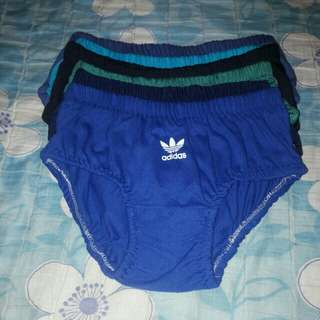 3 for 150 cotton brief for kids