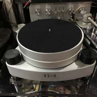 Top class local made turntable