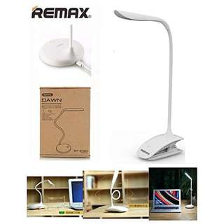 充電式 LED燈 Remax E195/E190 護眼 夾子燈/座檯燈 照明燈 可夾式充電式 免插頭 觸控燈 書桌燈 夜燈