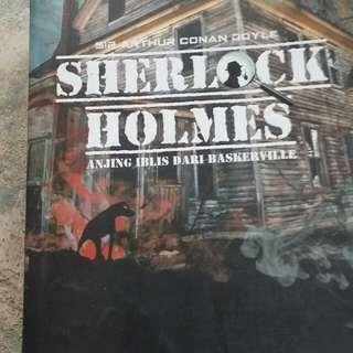 Novel bekas sherlock holmes