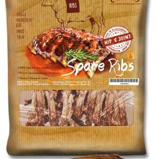 Absolute Bites Veal Spare Ribs 380g