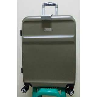 "24"" Crossing Hard Case Luggage Bag (Expandable)"