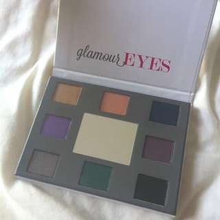 Coast Scents Style Eyes Glamour Palette