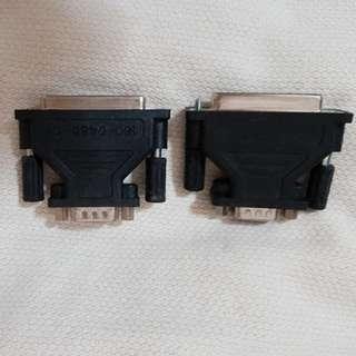 25pin to 9pin adaptor