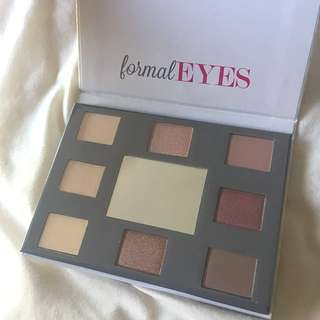 Coastal Scents Style Eyes Formal Palette