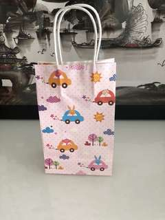 Animal cars paper carrier
