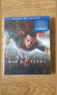 Man of Steel Batman vs superman Batman v superman Justice League steel book Lenticular fm Manta lab
