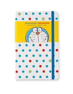 Moleskine Doraemon Limited Edition Notebook