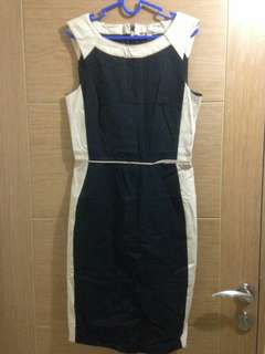 Dress lengan pendek