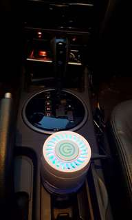Air cleaner for car