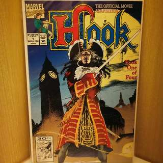 Marvel Comics Hook Issue 1 Year 1991