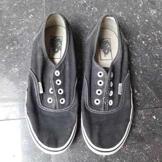 Vans Era Basic Black White