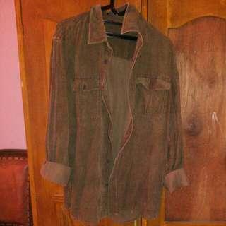 Corduroy shirt caspi conus