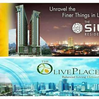 The Olive Place & The Silk Residences by Data Land, Inc.