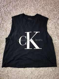 CK JEANS TOP