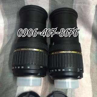 Tamron Lens af 18-200mm Ld XR Di ll AF Lens for Nikon dslr