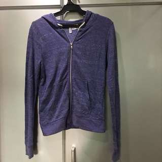 H&M Cotton Jacket with Hoodie