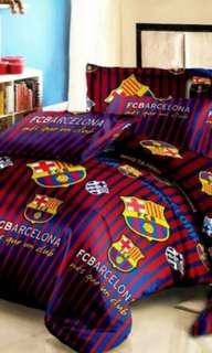 Bedcover barcelona