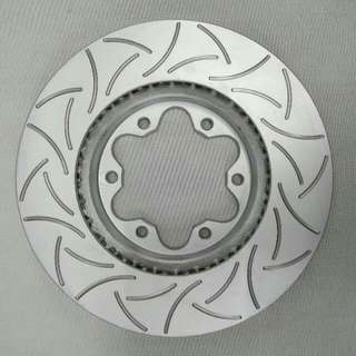 DELIOS High Carbon Sport rotor            TOYOTA Hiace Brake Rotors