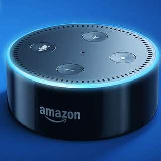 Brand new and seal amazon echo dot 2 multimedia bluetooth wireless