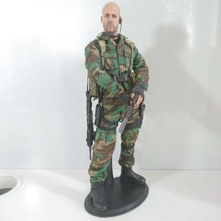 1/6 Tears of the Sun Lieutenant A.K. Waters Bruce Willis
