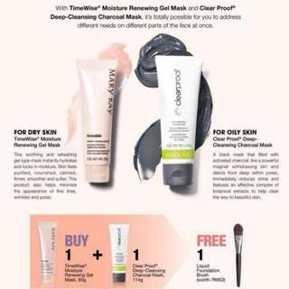 Mary kay promotion