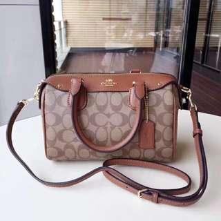Coach Mini Bennet Satchel / Sling bag