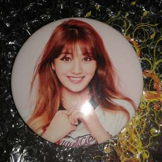 [READYSTOCK] TWICE JIHYO PIN BADGE
