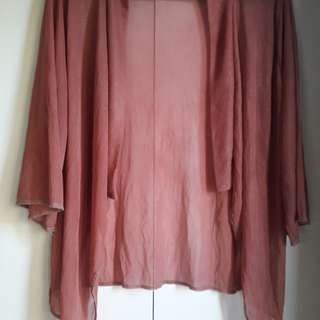 Pink Cover up