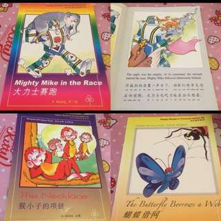 3 Storybooks bilingual