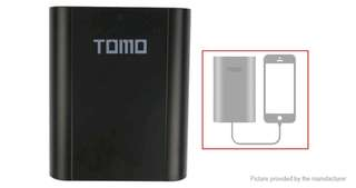 TOMO M4 DIY 4*18650 Li-ion Battery Smart Power Charger, Powerbank