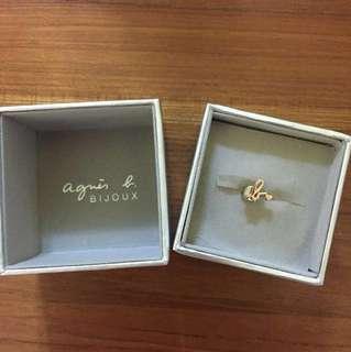 🚚 Agnes b耳環(單隻)
